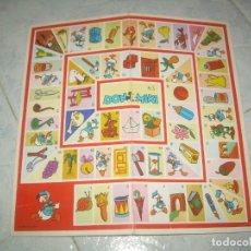 Cómics: TABLERO DON MIKI, JUEGO OCA, CARTÓN 26X26 CM. Lote 236847595