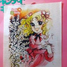 Cómics: CANDY CANDY YUMIKO IGARASHI RETAL DE TELA. Lote 237412640