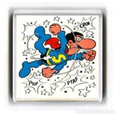 Fumetti: IMAN ACRILICO NEVERA - COMIC SUPER LOPEZ. Lote 243309400
