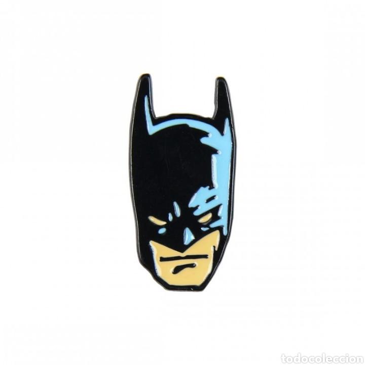 PIN METÁLICO BATMAN ROSTRO (Tebeos y Comics - Comics Merchandising)