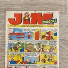 Fumetti: JIM PHOSCAO N 20. Lote 246642840