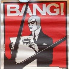 Fumetti: BANG CARTEL SOBRE LA HISTORIETA ANTONIO MARTIN. Lote 249494055