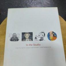 Cómics: IN THE STUDIO (YALE UNIVERSITY PRESS). Lote 251828340