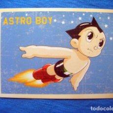 Cómics: POSTAL ASTRO BOY ANIME OSAMO TEZUKA DIBUJOS ANIMADOS JAPON. Lote 253478955