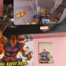 Cómics: BUSTO MARVEL Nº66-BILL RAYOS BETA-SUPER HÉROES DE MARVEL-BUSTOS DE COLECCIÓN-. Lote 254753165