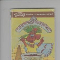 Cómics: LOTE A-MINI TEBEO COMIC CHOCAPIC AÑO 1993. Lote 262254770