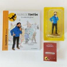 Cómics: FIGURAS DE TINTIN: Nº2 HADDOCK DUBITATIVO. LIBRO + FIGURA + PASAPORTE (MOULINSART / ALTAYA) 2015. Lote 262444830