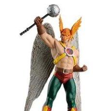 Cómics: FIGURA DE PLOMO DC COMICS 33 HAWKMAN. SIN CAJA.. Lote 276032183