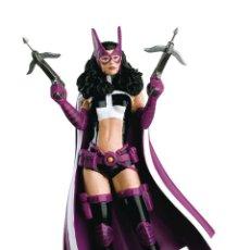 Cómics: FIGURA DE PLOMO DC COMICS 50 HUNTRESS. SIN CAJA.. Lote 276032598