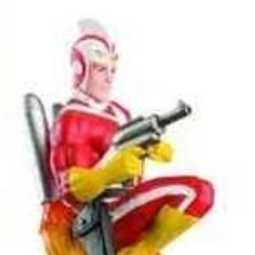 Cómics: FIGURA DE PLOMO DC COMICS 61 ADAM STRANGE. SIN CAJA.. Lote 276033113