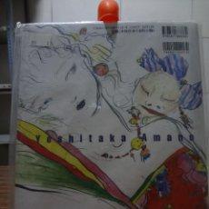 Cómics: ART BOOK - YOSHITAKA AMANO - FINAL FANTASY JAPAN. Lote 276714788