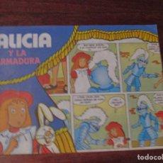 Cómics: LOTE ALICIA TOSTARICA. Lote 277103343
