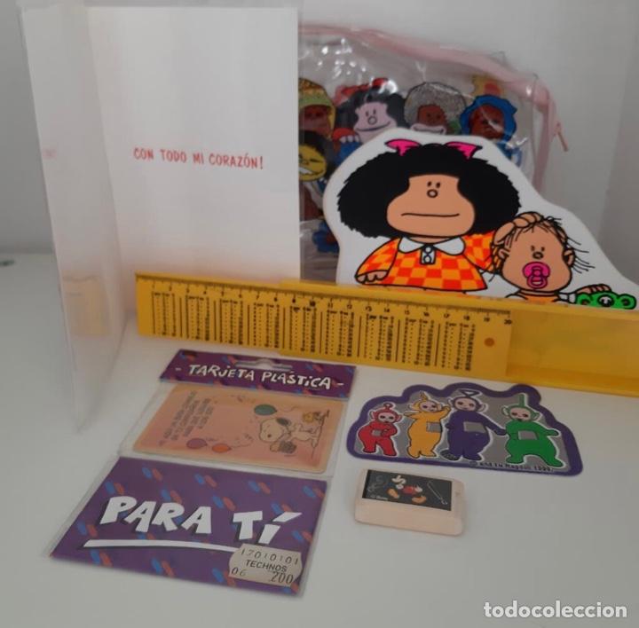 Cómics: Articulos EGB / Mafalda / Pantera Rosa / Teletubbies / Snoopy - Foto 4 - 277718328