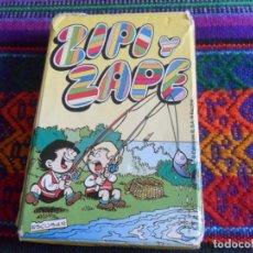 Cómics: BARAJA COMPLETA ZIPI Y ZAPE. FOURNIER 1997. REGALO 32 CARTAS EL JUEGO DE LA ESCALERA ERSA. Lote 280170583