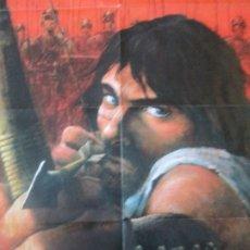 Cómics: THORGAL--POSTER 100 X 50 CM.DARGAUD--LOMBARD 2012. Lote 287774573