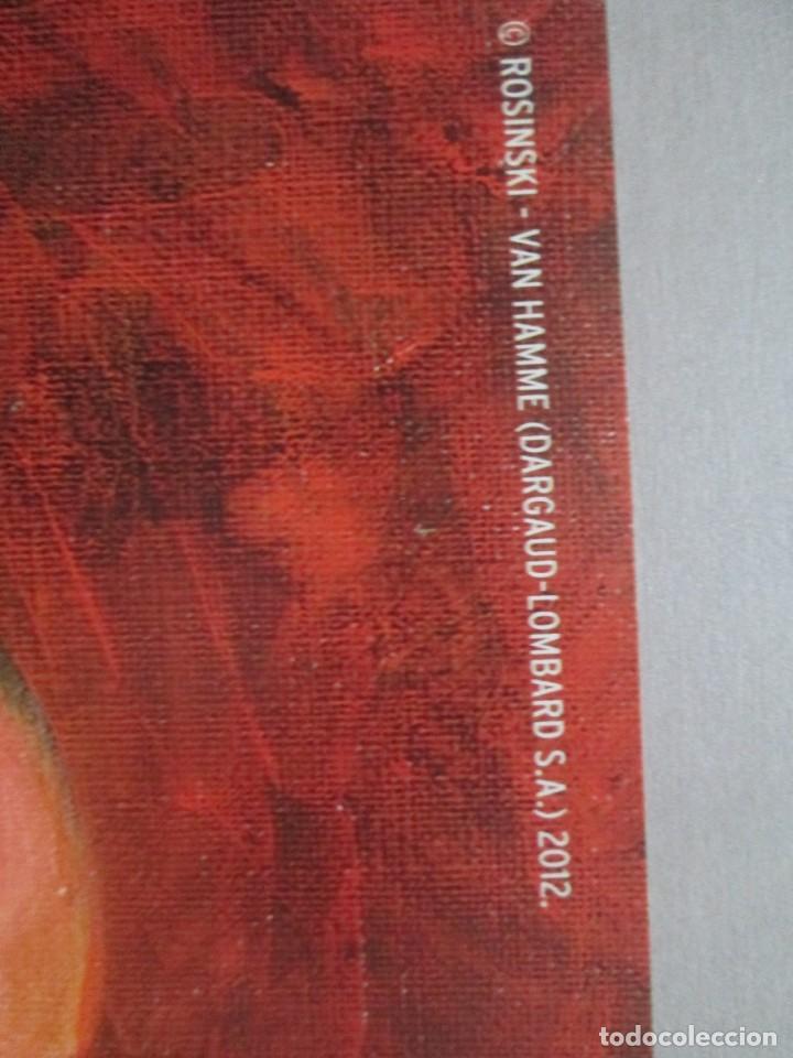 Cómics: thorgal--poster 100 x 50 cm.dargaud--lombard 2012 - Foto 2 - 287774573