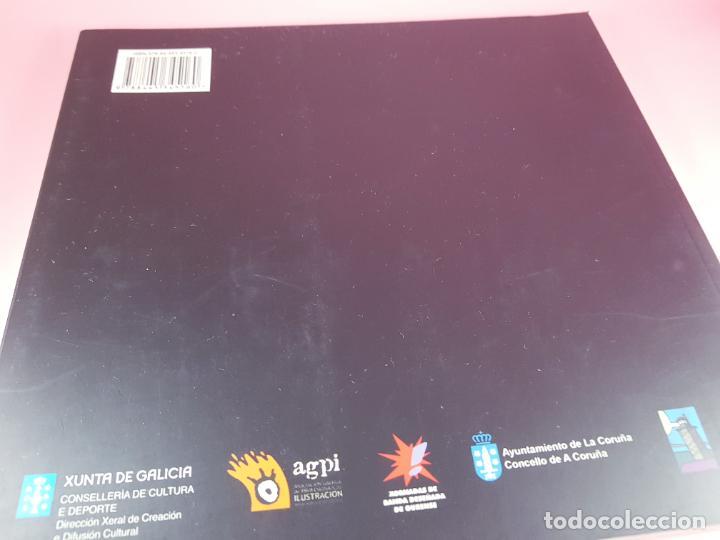Cómics: catálogo-10 AÑOS BANDA DISEÑO GALEGA-2007-XUNTA DE GALICIA-COMICS-COLECCIONISTAS. - Foto 2 - 287948013