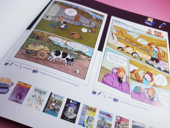 Cómics: catálogo-10 AÑOS BANDA DISEÑO GALEGA-2007-XUNTA DE GALICIA-COMICS-COLECCIONISTAS. - Foto 13 - 287948013