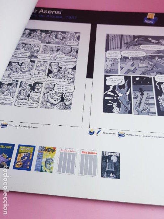 Cómics: catálogo-10 AÑOS BANDA DISEÑO GALEGA-2007-XUNTA DE GALICIA-COMICS-COLECCIONISTAS. - Foto 14 - 287948013