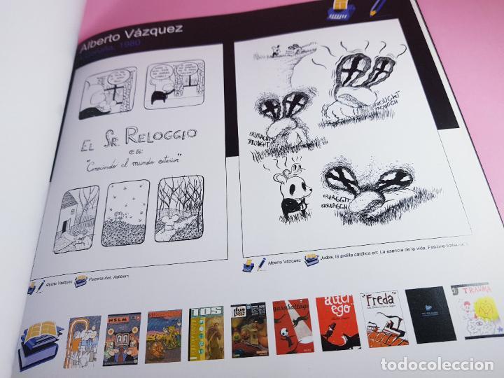 Cómics: catálogo-10 AÑOS BANDA DISEÑO GALEGA-2007-XUNTA DE GALICIA-COMICS-COLECCIONISTAS. - Foto 19 - 287948013