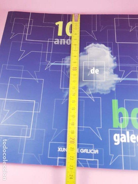 Cómics: catálogo-10 AÑOS BANDA DISEÑO GALEGA-2007-XUNTA DE GALICIA-COMICS-COLECCIONISTAS. - Foto 21 - 287948013