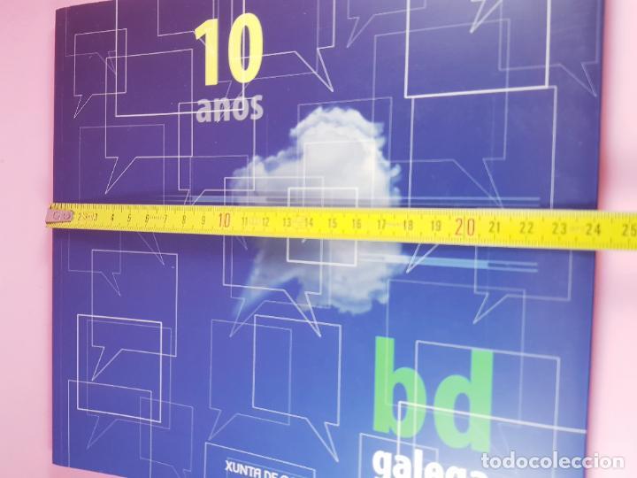 Cómics: catálogo-10 AÑOS BANDA DISEÑO GALEGA-2007-XUNTA DE GALICIA-COMICS-COLECCIONISTAS. - Foto 22 - 287948013