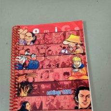 Cómics: X CATALOGO COMICS 2005 SD. Lote 288320863