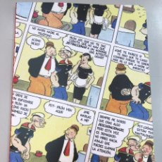 Cómics: CUADERNO DE RAYAS 24 CM APROX POPEYE CÓMIC- COSIDO. Lote 288485308