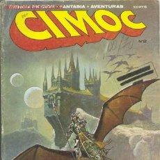 Cómics: CIMOC 2 ¡ ANTES DE NORMA EDITORIAL..!!. Lote 27273599