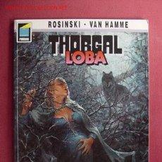 Cómics: THORGAL (NORMA). LOBA.. Lote 11832913
