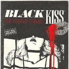 Cómics: BLACK KISS Nº 1. Lote 27093304