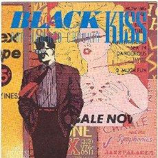 Cómics: BLACK KISS Nº 5. Lote 21318845