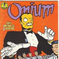 Cómics: OPIUM, Nº4. Lote 18934058