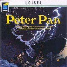 Fumetti: PETER PAN TEMPESTAD POR LOISEL. Lote 26559702