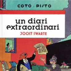 Cómics: JOOST SWARTE - COTÓ I PISTÓ - UN DIARI EXTRAORDINARI - EN CATALÁN - NORMA EDITORIAL - 1996. Lote 22799730
