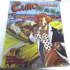 Cómics: CAIRO 52. Lote 27434098