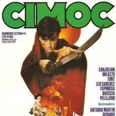 Cómics: CIMOC Nº EXTRA 4 ESPECIAL AVENTURAS. Lote 4857928