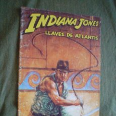 Cómics: INDIANA JONES Y LAS LLAVES DE ATLANTIS 1 (DE 4) ......... NORMA. Lote 5598343