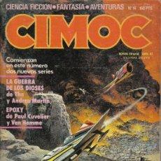Cómics: CIMOC 2DA ÉPOCA NÚM. 14. Lote 5966997