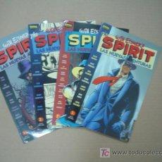 Cómics: SPIRIT: LAS NUEVAS AVENTURAS.. Lote 26782160