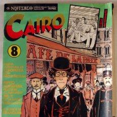 Cómics: CAIRO 8. Lote 25743295