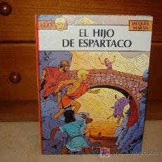 Cómics: ALIX - EL HIJO DE ESPARTACO - NORMA 1983 - 1ª EDICION. Lote 7715311