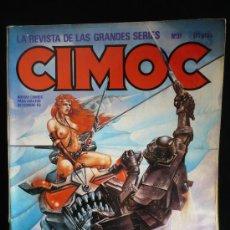 Cómics: CIMOC. Nº 30 82 PAG. Lote 12786776
