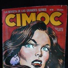 Cómics: CIMOC.Nº30. . Lote 8439351