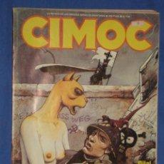 Cómics: CIMOC Nº 109 *NORMA EDITORIAL *. Lote 19210703