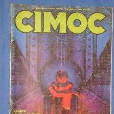 Cómics: CIMOC Nº 105 *NORMA EDITORIAL *. Lote 19210716