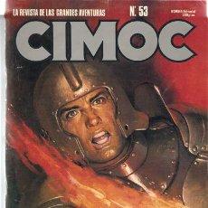 Cómics: CIMOC Nº 53. Lote 27124252