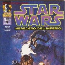 Cómics: STAR WARS : HEREDERO DEL IMPERIO Nº3. Lote 27185692