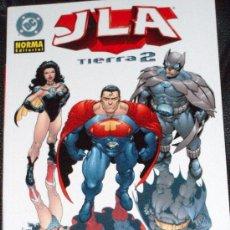 Cómics: ESPECTACULAR SUPERPRECIO: JLA,TIERRA 2 (GRANT MORRISON) . Lote 26444549