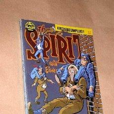 Cómics: THE SPIRIT WILL EISNER NORMA 1988. RETAPADO Nº 2. INCLUYE LOS Nº 5, 6, 7 Y 8 DE LA COLECCIÓN REGULAR. Lote 25570875
